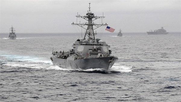 تحرك عسكري أمريكي مفاجئ نحو الصين