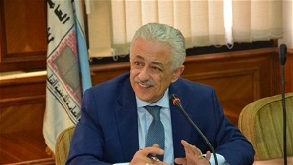 وزير التعليم: نصف مستشاريي سنهم أقل من 30