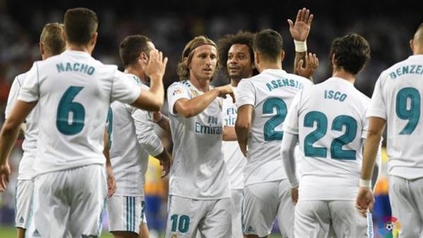ريال مدريد يخسر أول نقطتين في الليجا بالتعادل 1-1 مع أتلتيكو بلباو