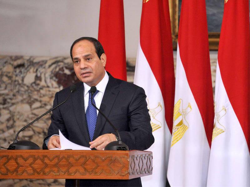 الرئيس السيسى يصدق على إصدار قانون الهيئة الوطنية للإعلام