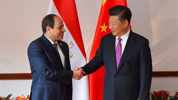 السيسي يلتقي غدا رئيس وزراء الصين في ثاني أيام زيارته إلى بكين