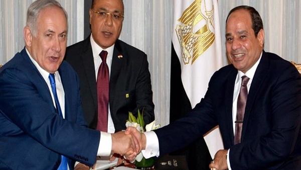 باسل يسري: لقاء السيسي ونتنياهو يعكس جهود مصر لحل القضية الفلسطينية