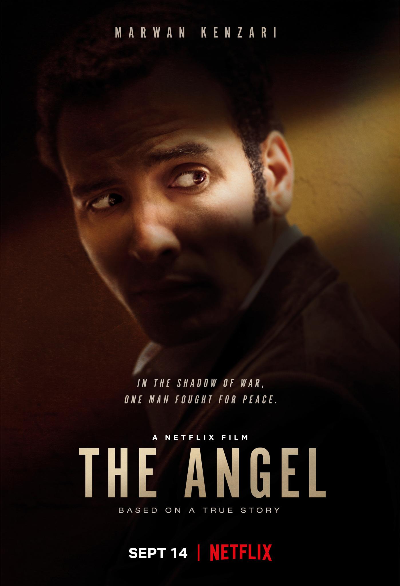 فيلم الملاك عن أشرف مروان.. رواية إسرائيلية لبطولة مصرية