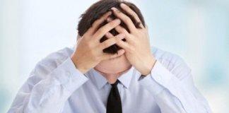 اعراض الاكتئاب عند الرجال
