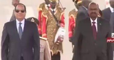 البشير يلغى الحظر المفروض على دخول المنتجات المصرية للخرطوم