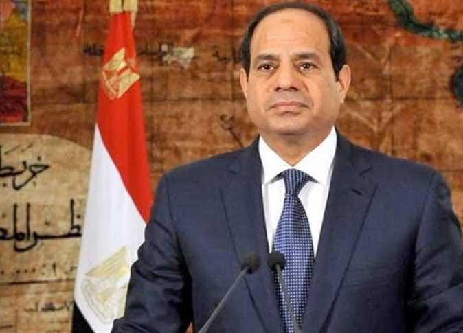"""السيسي : وجهت الحكومة بمحاسبة المتسببين فى حادث """"محطة مصر"""""""