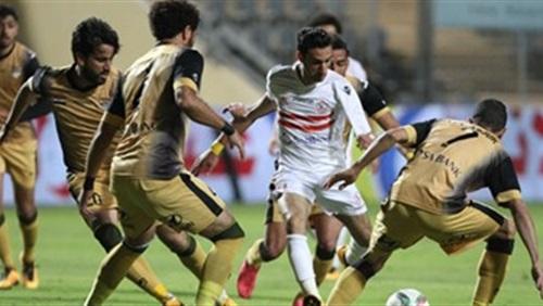 قبل مواجهة دجلة بالدورى الزمالك يصرف مكافآت كأس مصر