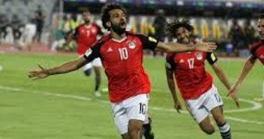 فيديو.. محمد صلاح يسجل الهدف الرابع لمصر أمام سوازيلاند