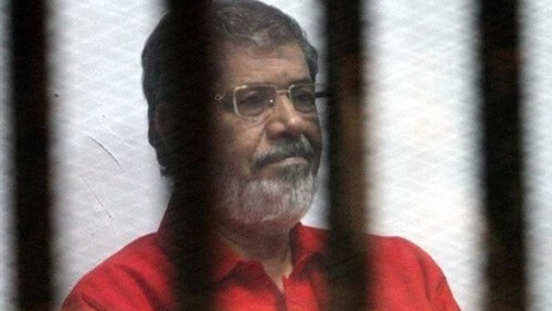 تأجيل محاكمة مرسي في «التخابر مع حماس» لـ 4 نوفمبر