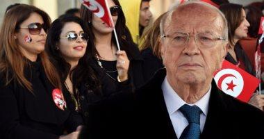"""""""السبسى """" يقطع زيارته لـ"""" ألمانيا """" ويؤكد الإرهاب يستهدف هيبة الدولة التونسية"""