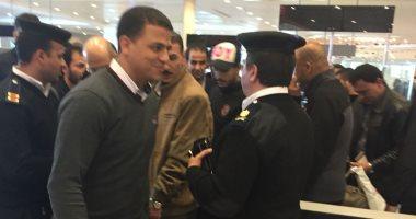 القبض على 38 هاربا من تنفيذ أحكام خلال حملة أمنية بمطار القاهرة