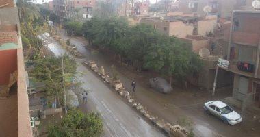 الأرصاد: أمطار بحلايب وشلاتين غدا والعظمى بالقاهرة 32 درجة