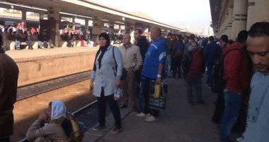 السكك الحديدية: انتظام حركة القطارات بخط القاهرة أسوان