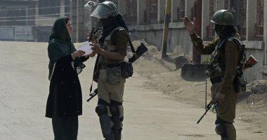 مقتل متمرد فى اشتباكات مع القوات الهندية بإقليم كشمير