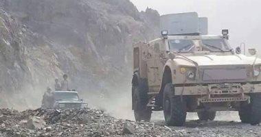 قوات الجيش اليمنى تواصل تقدمها فى دمت وتكبد المليشيا 56 قتيلا وجريحا