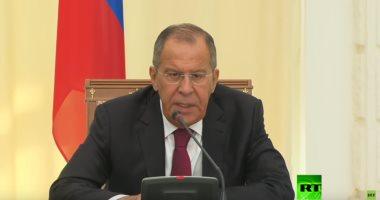 رويترز: لافروف يعلن حرص روسيا على العمل مع مصر لتعزيز أمن الطيران