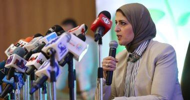 وزيرة الصحة: مسح أكثر من 70 ألف مواطن بـ9 محافظات.. و17 ألف مصاب بالسمنة
