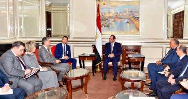 """مستشار نائب """"الشيوخ الروسى"""": مصر تقوم بجهود عظيمة فى مجال محاربة الإرهاب"""