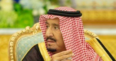 الملك سلمان يعزى الرئيس الأمريكى فى ضحايا الإعصار