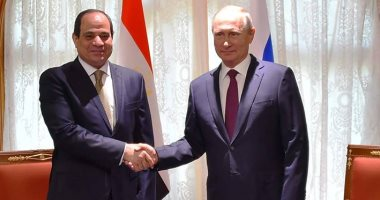 السيسي يغادر روسيا عائدا إلى القاهرة بعد زيارة رسمية لموسكو وسوتشى