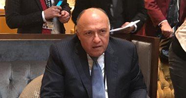 وزير الخارجية: التنسيق بين مصر والإمارات العربية أعاد الاستقرار للمنطقة
