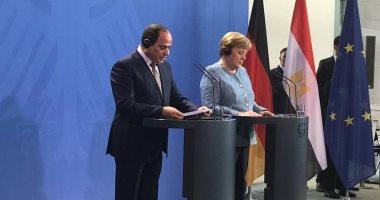 السيسي يعرب عن سعادته باستعادة السياحة الألمانية إلى مصر