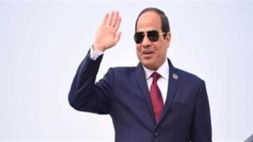 السيسي يصل إلى شرم الشيخ لافتتاح الملتقى العربي الأول لأنشطة مدارس الدمج