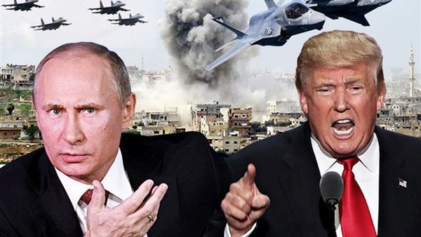 الكشف عن خطة بوتين العسكرية واسعة النطاق .. وترامب يتوعد