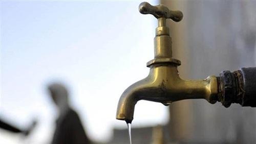 انقطاع المياه عن منطقة محطة الرمل اليوم بالإسكندرية