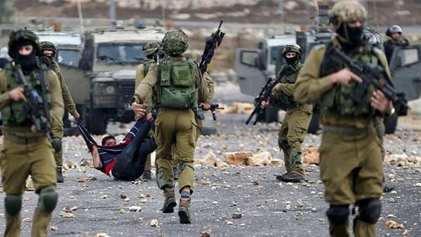 إصابة عشرات الفلسطينيين في مواجهات مع الاحتلال الإسرائيلي بـ طولكرم