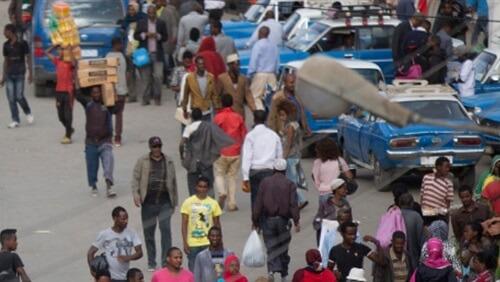 دمار في إثيوبيا.. مافيا البشر تهدد أهل الحبشة بالقتل والتعذيب