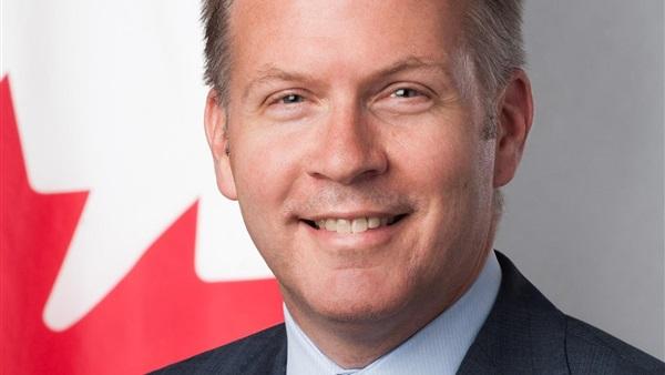 سفير كندا: نساند مصر في حربها ضد الإرهاب ونصلي لأجل ضحايا المنيا
