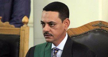 """استكمال سماع الشهود فى محاكمة بديع و46 آخرين بـ""""أحداث قسم شرطة العرب"""" اليوم"""