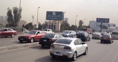 المرور: إعادة فتح كوبرى أكتوبر اتجاه مدينة نصر بعد انتهاء الإصلاحات