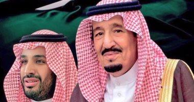 الملك سلمان وولى عهده يعزيان الرئيس السيسى فى ضحايا هجوم المنيا الإرهابى