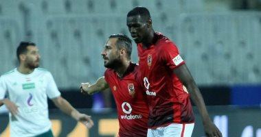 فيديو.. كوليبالي يهدر فرصة سهلة ويحرم الأهلى من الهدف الأول أمام الوصل