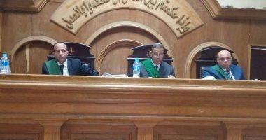 اليوم.. إعادة محاكمة متهمين بأحداث عنف الجيزة