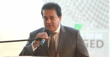 وزير التعليم العالى يصدر قرارين بإغلاق كيانات وهمية
