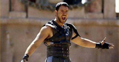 ريدلى سكوت يبدأ تصوير الجزء الثانى من فيلم Gladiator
