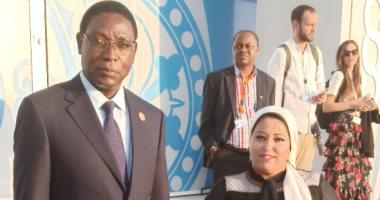 وزير داخلية الكونغو الديمقراطية: الأمن المصرى يمتلك أحدث قاعدة بيانات