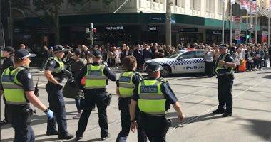 مصرع منفذ هجوم أستراليا متأثرا بجراحه فى المستشفى