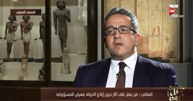 وزير الآثار يحذر الباحثين عن وهم الكنوز الفرعونية من الموت المؤكد