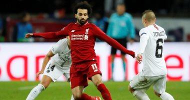 محمد صلاح يقود ليفربول ضد بورنموث فى الدورى الإنجليزى