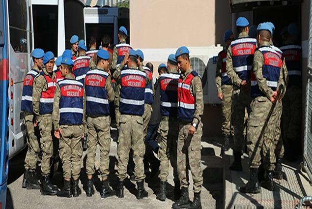 اعتقال 41 جندى مشاة تركي بتهمة الانضمام لحركة الخدمة