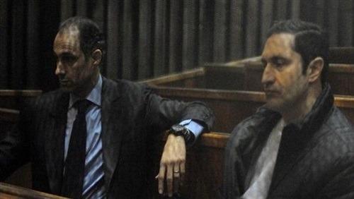 تأجيل محاكمة جمال وعلاء مبارك في «التلاعب بالبورصة» إداريا