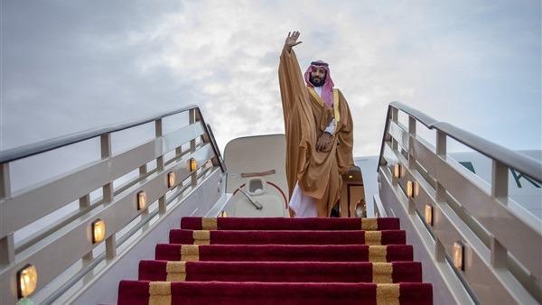 برقية عاجلة محمد بن سلمان لـ خليفة بن زايد بعد مغادرة الإمارات