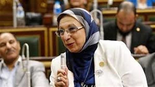 برلمانية: توصيل الدواء «دليفري» للمنازل مهزلة تستلزم التصحيح