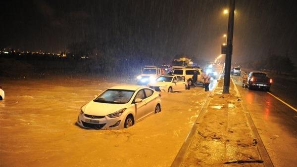 الكويت: ارتفاع عدد مصابي الطقس السيئ إلى 409 حالة