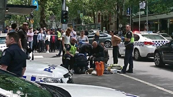 الشرطة الاسترالية تعتقل مشتبها به في حادث طعن ملبورن