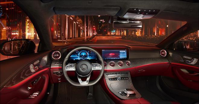 الجيل الثالث من مرسيدس CLS.. تصميم مميز يجمع الجوانب العملية لسيارات السيدان مع ديناميكيات الكوبيه